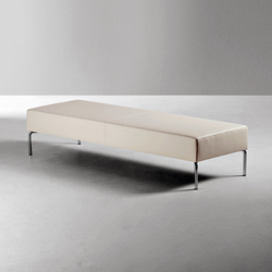 Socrate | Waiting area benches | La Cividina