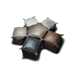 456 Four six Hocker | Poufs / Polsterhocker | Vibieffe