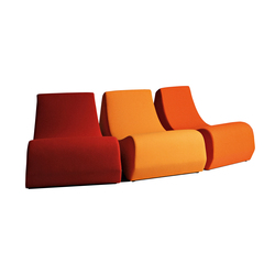 Stones | Modular seating elements | La Cividina