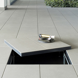 Pavimenti Sopraelevati | Ceramic panels | Marazzi Group