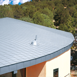 Roof covering | Tiles | Roofing systems | RHEINZINK