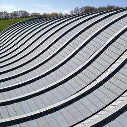 Roof drainage | Inner gutter | Drainage systems | RHEINZINK