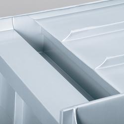 Roof drainage | Inner gutter | Inner gutters | RHEINZINK