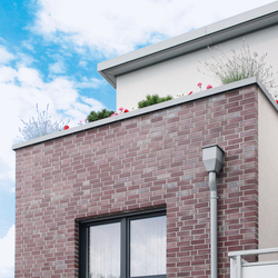 Architectural details | Balcony | Extension systems | RHEINZINK