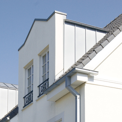 Architectural details | Dormers | Roof elements | RHEINZINK