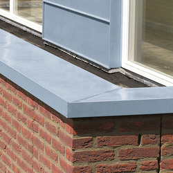 Architectural details | Mauer- & Ortgangabdeckung | Roof edges | RHEINZINK