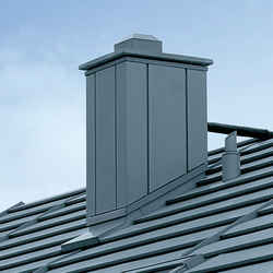 Architectural details | Chimney stacks | Facade elements | RHEINZINK
