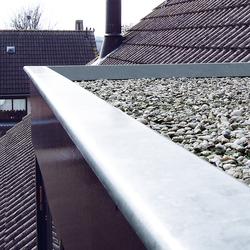 Architectural details | Mauer- & Ortgangabdeckung | Roof elements | RHEINZINK