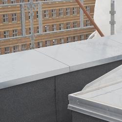 Architectural details | Mauer- & Ortgangabdeckung | Componentes para fachadas | RHEINZINK
