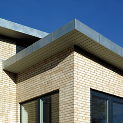 Architectural details | Mauer- & Ortgangabdeckung | Facade elements | RHEINZINK