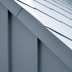 Architectural details | Roof edges & covers | Roof elements | RHEINZINK