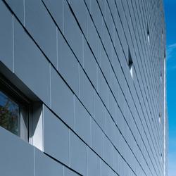 Falzsysteme | Rauten | Fassadensysteme | RHEINZINK