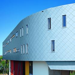 Seam systems | Tiles | Facade systems | RHEINZINK