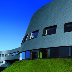 Seam systems | Tiles | Sistemas constructivos de fachada | RHEINZINK