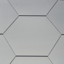 Seam systems | Tiles | Facade constructions | RHEINZINK