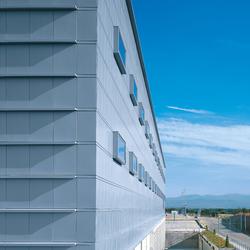 Kassettensysteme | Kassette K 25 | Fassadenkonstruktionen | RHEINZINK