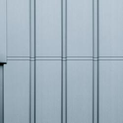 Kassettensysteme | Kassette K 25 | Fassadensysteme | RHEINZINK