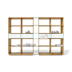lux shelving sytem | Shelves | TEAM 7
