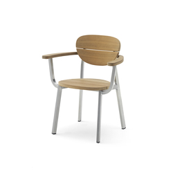 InOut 124 | Restaurant chairs | Gervasoni