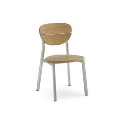 InOut 123 | Restaurant chairs | Gervasoni
