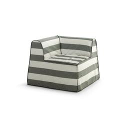 InOut 407 | Garden armchairs | Gervasoni