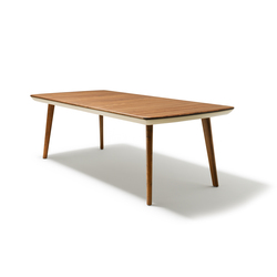 flaye non extendable table | Dining tables | TEAM 7