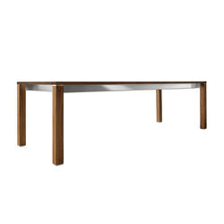 cubus plus extension table | Dining tables | TEAM 7