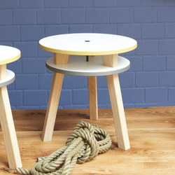 Twain - Side Table | Side tables | pliet
