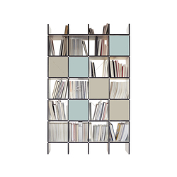 FNP | Office shelving systems | Moormann