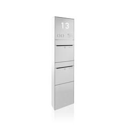 RENZ PLAN S Stele | Boîtes aux lettres | Renz