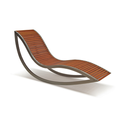 Dondola | Sun loungers | David Trubridge