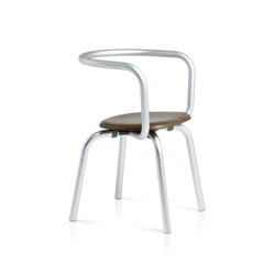 Parrish Chair | Restaurant chairs | emeco