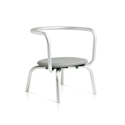 Parrish Lounge chair | Poltrone lounge | emeco
