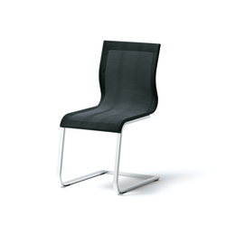 magnum fs strick-tex cantilever chair | Visitors chairs / Side chairs | TEAM 7
