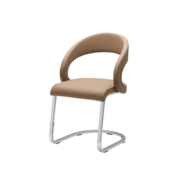 girado cantilever chair | Visitors chairs / Side chairs | TEAM 7