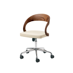 girado swivel chair | Office chairs | TEAM 7