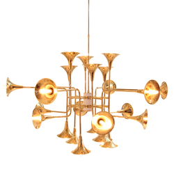 Botti Suspension | General lighting | Delightfull