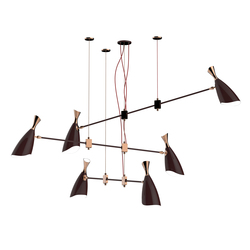 Duke Suspension | General lighting | Delightfull