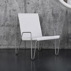 Panton Bachelor Chair | northern white | Gartensessel | Montana Møbler