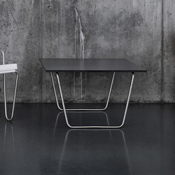 Panton Bachelor Table | black oak | Side tables | Montana Møbler