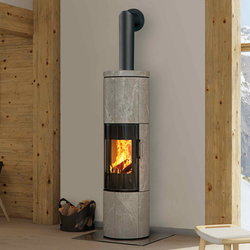 JUNO | Wood burning stoves | Attika Feuer