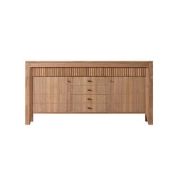 Credenza 900 Noce Canaletto | Sideboards | Morelato