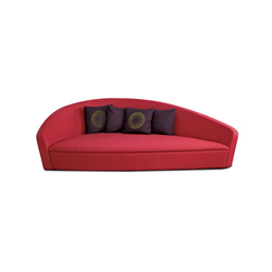 Sunrise Sofa | Divani lounge | David Trubridge