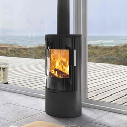 VIVA 98 | Wood burning stoves | Attika Feuer