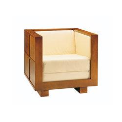 Poltrona 900 Scacchi | Lounge chairs | Morelato