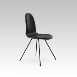 Tongue chair | Visitors chairs / Side chairs | HOWE