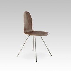 Tongue Stuhl | Visitors chairs / Side chairs | HOWE