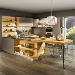linee cucina | Fitted kitchens | TEAM 7