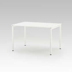 Usu table with square legs | Tables polyvalentes | HOWE