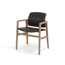 Patio Armchair PII | Visitors chairs / Side chairs | Accademia
